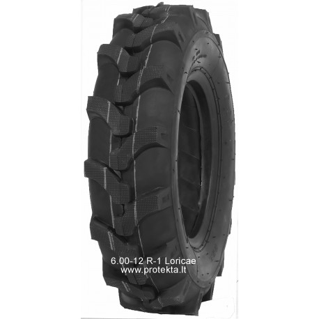 Tyre 6.00-12 R-1 Loricae 6PR 76A5 TT
