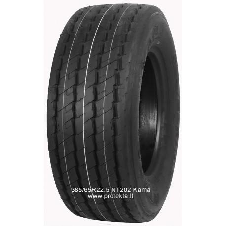 Tyre 385/65R22.5 NT202 KAMA CMK 160K TL