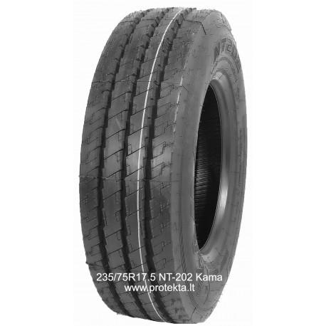 Tyre 235/75R17.5 NT202 Kama CMK 143/141J TL M+S