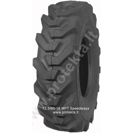 Tyre 12.5/80-18 MPT Speedways 12PR 142A8 TL