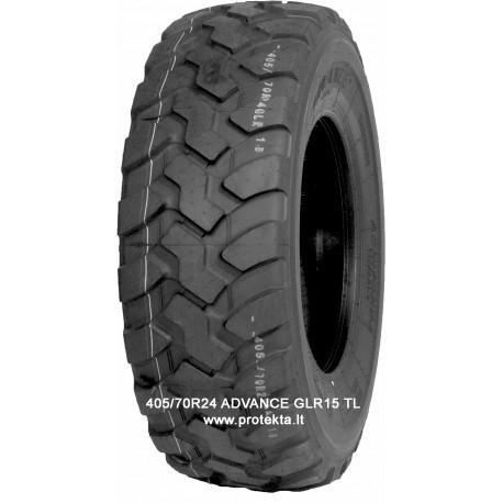 Tyre 405/70R24 (16/70R24) GLR15 ADVANCE 158A2/146B TL M+S
