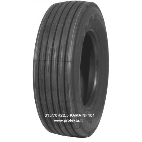 Padanga 315/70R22.5 NF-101 Kama CMK 154/150L