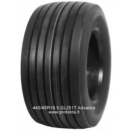 Padanga 445/45R19.5 GL-251T Advance 22PR 160J M+S TL