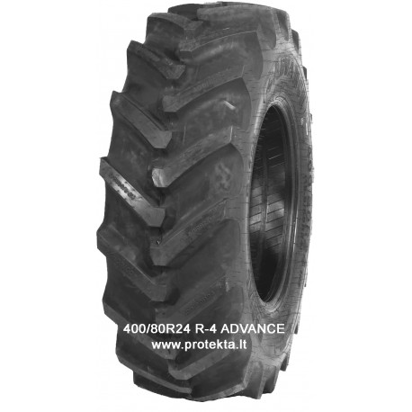 Tyre 400/80R24 (15.5/80R24) IND162 ADVANCE R-4E TL