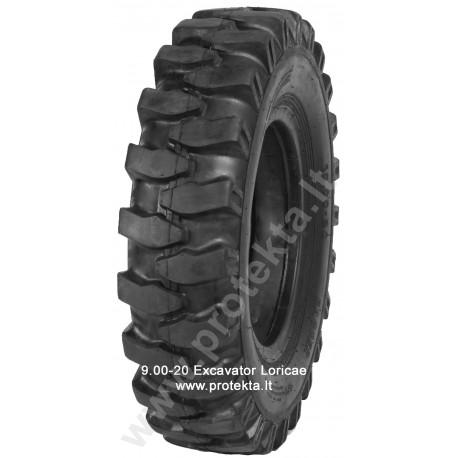 Tyre 9.00-20 L2 YOKOMA 16PR TTF