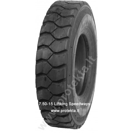Tyre 7.50-15 16PR LIFTKING TTF (tyre+tube+flap set)