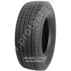 Tyre 385/65R22.5 ST022 Agate 20PR 160K TL M+S