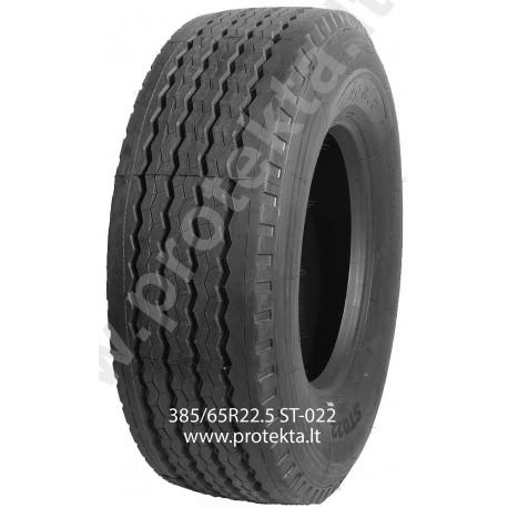 Tyre 385/65R22.5 ST-022 Agate 20PR 160K TL