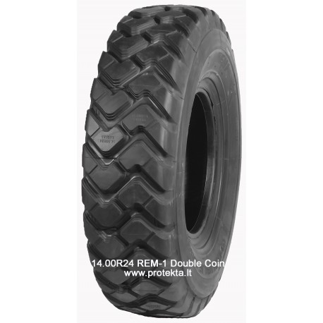 Tyre 14.00R24 (385/95R24) REM-1 DOUBLECOIN * TL