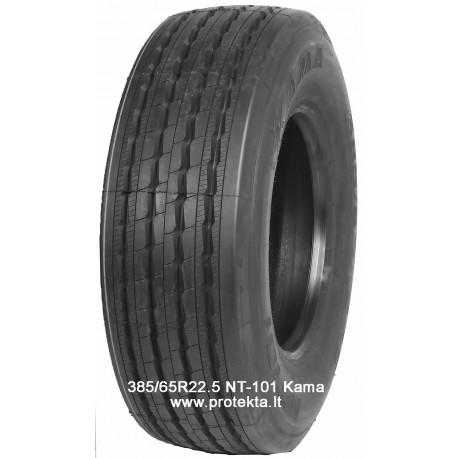 Tyre 385/65R22.5 NT101 Kama CMK 164K TL