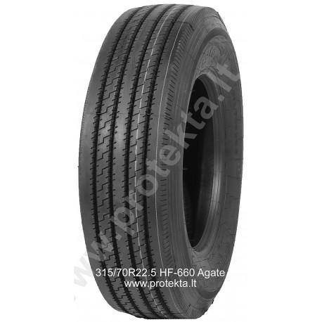 Padanga 315/70R22.5 HF660 Agate 20PR 154/150L TL