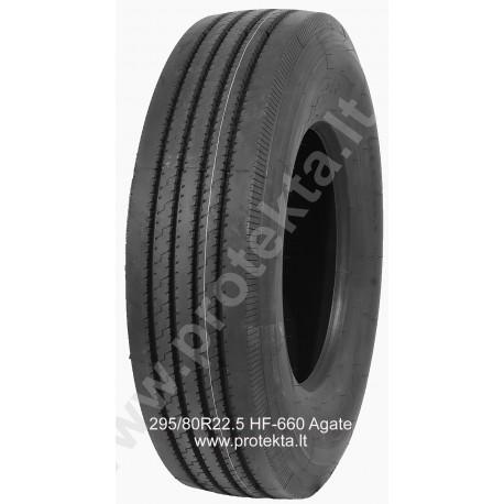 Tyre 295/80R22.5 HF660 Agate 18PR 152/149M TL M+S