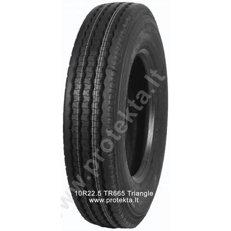 Tyre 10R22.5 TR665 Triangle 141/139M TL