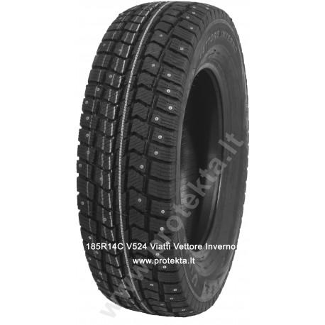 Tyre 185R14C Viatti Vettore Inverno V524 102/100Q  TL M+S