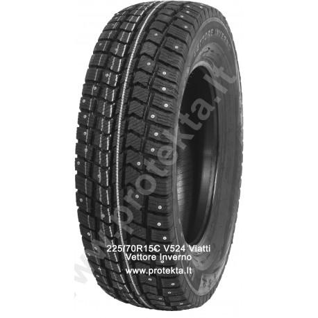 Tyre 225/70R15C Viatti Vettore Inverno V524 112/110R TL M+S