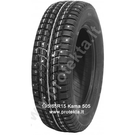 Tyre 195/65R15 Kama505 Kama 91T TL