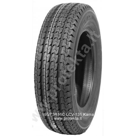 Tyre 195/75R16C Kama Euro HK131 107/105R TL