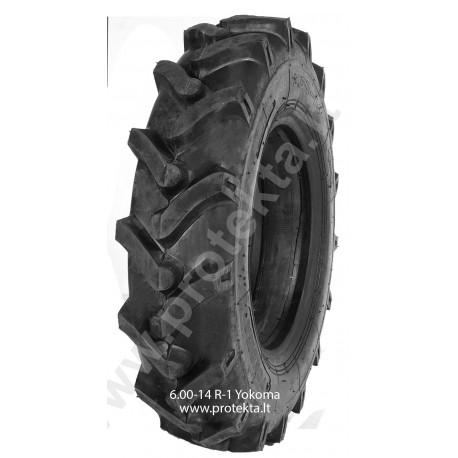 Tyre 6.00-14 R1 Loricae 6PR 90A5 TT