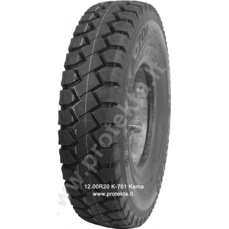 Tyre 12.00R20 Kama701  18PR 154/150F TTF