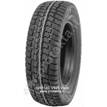 Tyre 195R14C V525 Viatti Vettore Brina 106/104R TL M+S