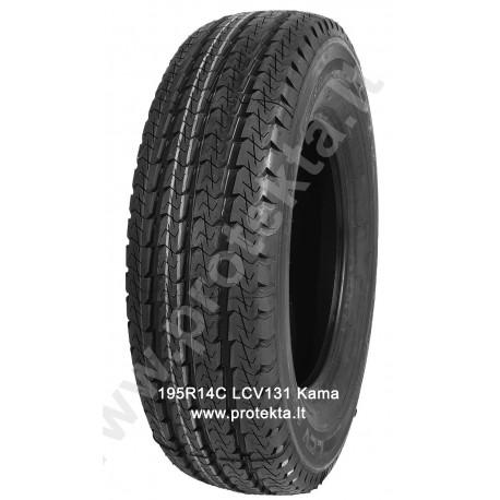 Tyre 195R14C KAMA EURO LCV131 106/104R TL
