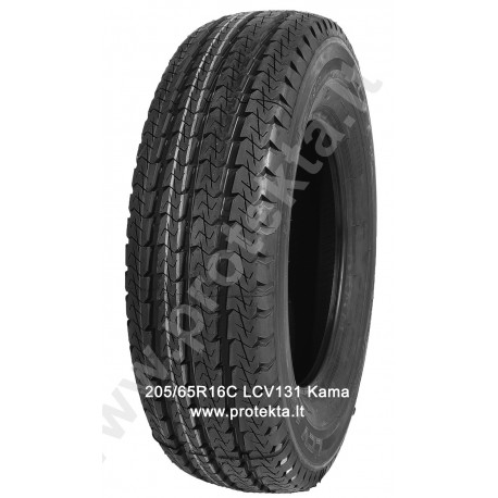 Tyre 205/65R16C LCV131 Kama-Euro 107/105R TL (vas.)