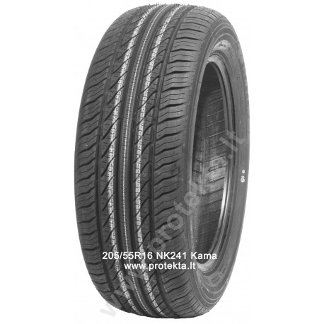 Tyre 205/55R16 NK241 (KAMA365)  91T TL M+S (žiem.)
