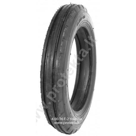 Tyre 4.00-16 F2 Loricae 6PR 66A5 TT