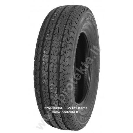 Tyre 185/60R14 Kama Euro-519 Kama 82T TL (wt) M+S