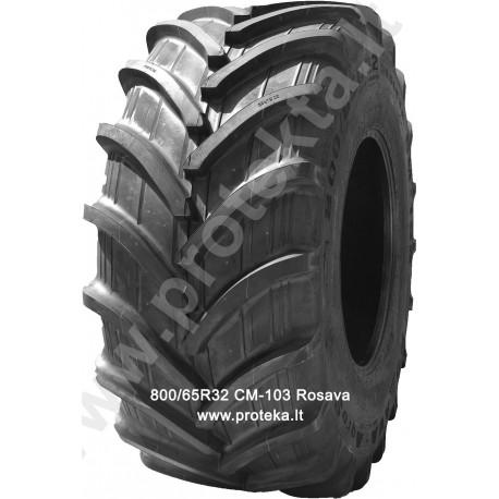 Padanga 800/65R32 (30.5LR32) CM103 Rosava 172A8 TL