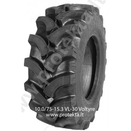 Tyre 10.0/75-15.3 VL-30 Voltyre 10PR 123A6 TT