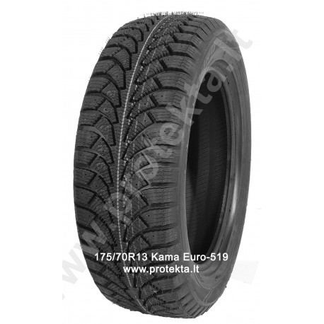 Tyre 175/70R13 KAMA EURO 519 82T TL M+S