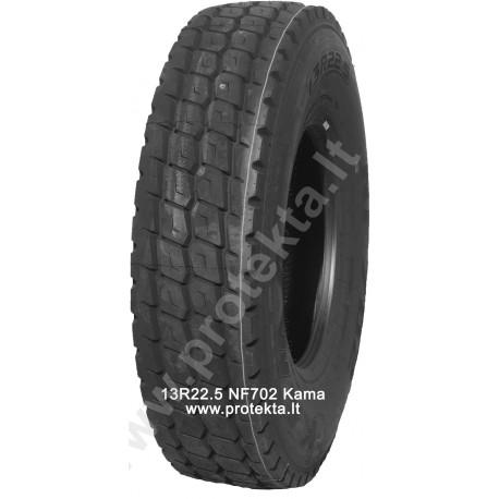 Tyre 13R22.5 NF702 Kama CMK 156/150K