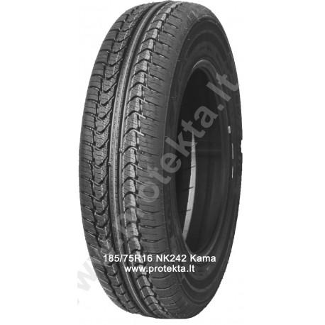 Tyre 185/75R16 NK242 97T TL M+S