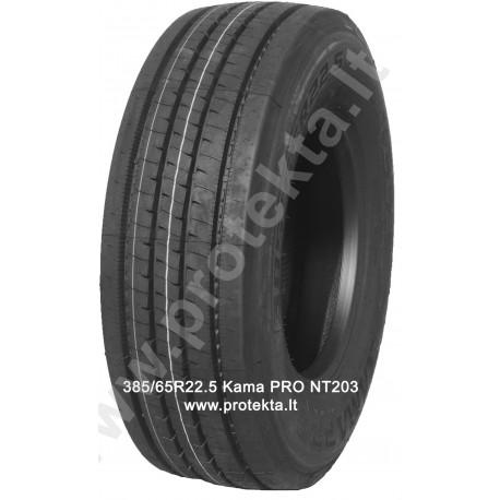 Tyre 385/65R22.5 Kama CMK PRO NT203 164K TL