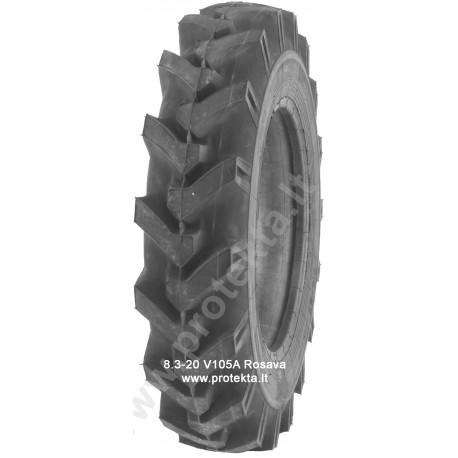 Tyre 8.3-20 (210-508) V105A Rosava 8PR 102A6 TT