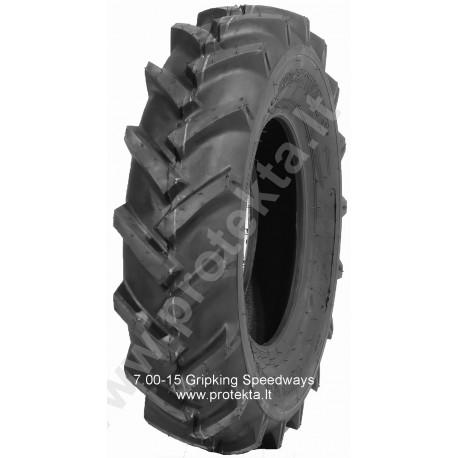 Tyre 7.00-15 Gripking Speedways 6PR 104A6 TT (egl.)