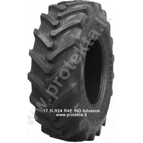 Tyre 17.5LR24 (460/70R24) R4E IND Advance 159A8 TL
