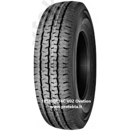 Tyre 185/80R14C V02 Ovation 8PR 102/110R TL M+S