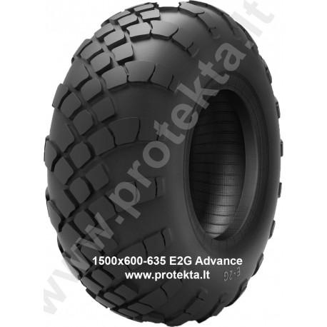 Tyre 1500x600-635 (25/65R25) E2G Advance 22PR 176F TT