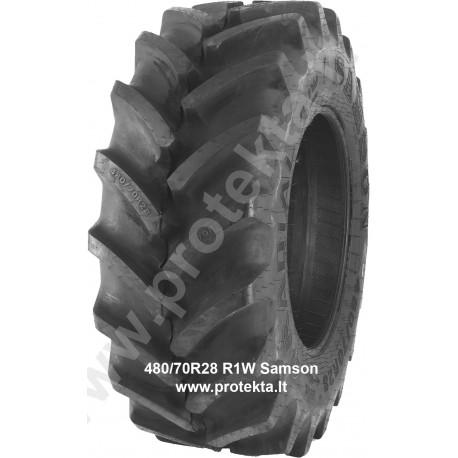 Tyre 480/70R28 (19.5LR28) R1W Samson 140D TL (egl.)