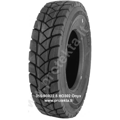 Tyre 315/80R22.5 HO302 ONYX 20PR 156/152L TL M+S