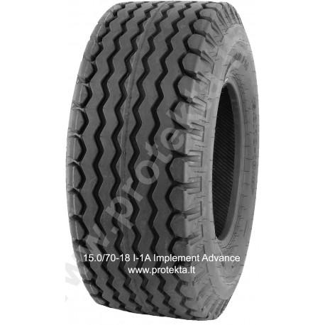 Tyre 15.0/70-18 I-1A Impliment Advance 16PR 151A8 TL