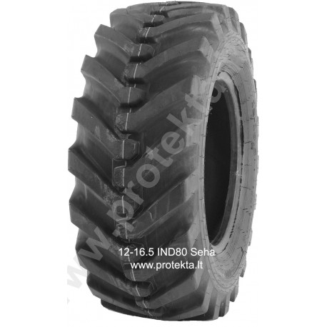 Tyre 12-16.5 IND80 Seha 14PR  144A3  TL