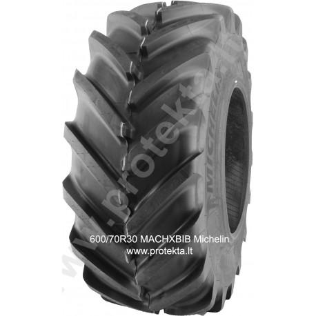 Tyre 600/70R30 MACHXBIB Michelin 152D TL
