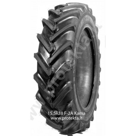 Tyre 15.5R38 (400/75R38) F-2A KAMA 8PR 134A8 TT
