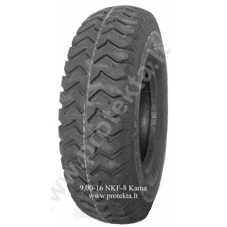 Tyre 9.00-16 NKF8 Kama 10PR 121A6 TTF