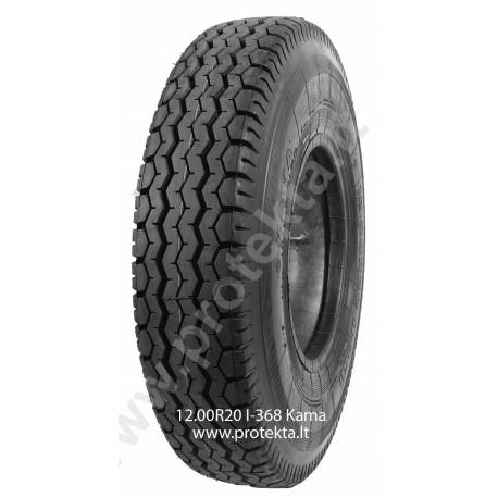 Tyre 12.00R20 I368 Kama 18PR 154/149J TTF