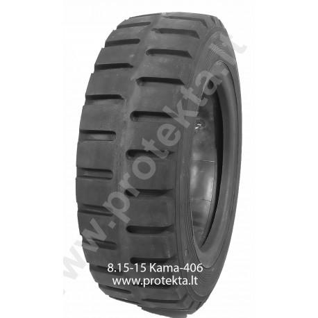 Tyre 8.15-15 Kama 406 10PR 146A5 TTF