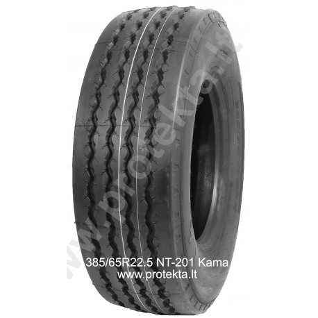 Tyre 385/65R22.5 NT201 Kama CMK 160K TL
